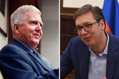 Vučić poručio Skotu: Nisu ti tu, ambasadore, da ispravljaš novinare, nego da odgovaraš (VIDEO)