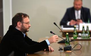 Afera Amber Gold. Krzysztofowicz: Otworzyłem oczy po aresztowaniu Marcina P.