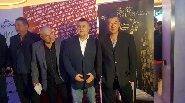 Rajko Grlić i Nebojša Glogovac