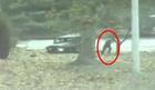 DRAMATIČAN SNIMAK Pogledajte kako severnokorejski vojnik POD KIŠOM METAKA beži na jug (VIDEO)