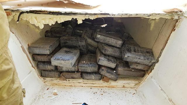 840 kilograma kokaina zaplenjenog na katamaranu kod Kariba