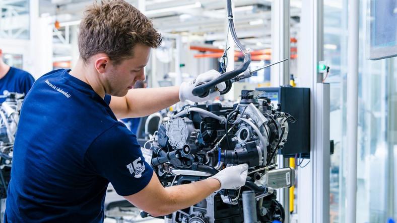 Obecnie taśmy Volkswagen Motor Polska w Polkowicach rocznie opuszcza blisko 700 tys. silników w 84 wariantach (jednostki 1.6 TDI i 2.0 TDI)