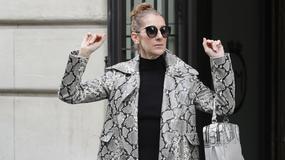 Celine Dion w kolejnej, nieudanej stylizacji. Co ona na siebie założyła?!