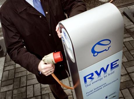 W Polsce zatankujesz samochód prądem