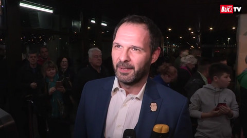 Aleksandar Srećković Kubura: 'U Srbiji su bolje premijere filmova nego u Rusiji!' Video