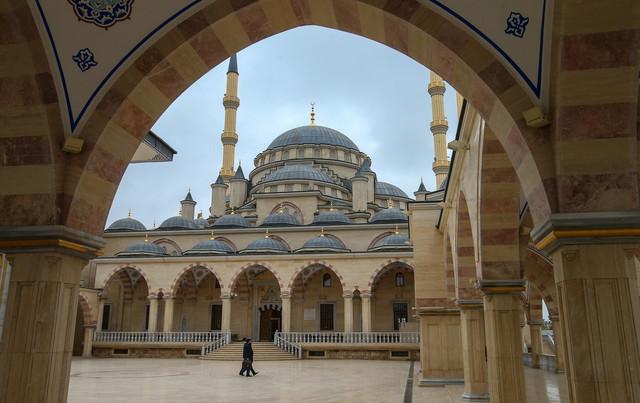 Džamija Ahmat Kadirov