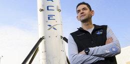 Dziś startuje pierwsza cywilna misja w kosmos. Kim jest Jared Isaacman?