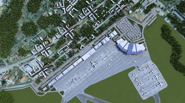 Przedsiębiorstwo Państwowe Porty Lotnicze po przejęciu lotniska w Radomiu od lokalnego samorządu zamierza w I etapie zainwestować w jego rozbudowę 425 mln zł