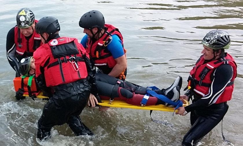 Dzień z życia ratownika