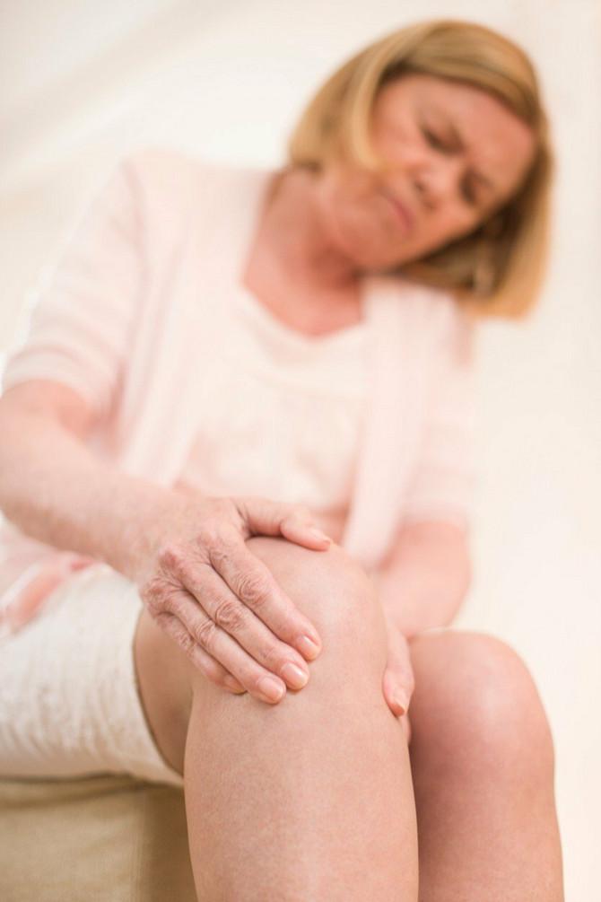 Stariji ljudi se najčešće žale na bolove