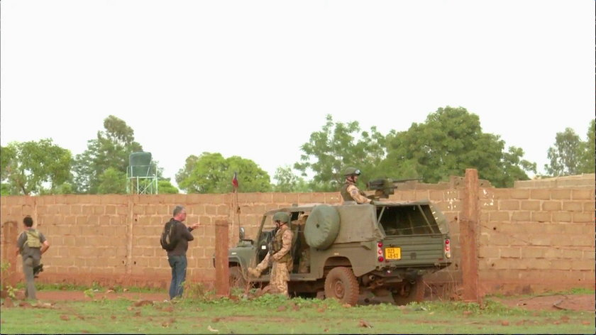 Mali. Atak na ośrodek turystyczny Le Campement Kangaba