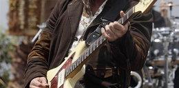 Nastoletni gitarzysta rażony prądem na próbie