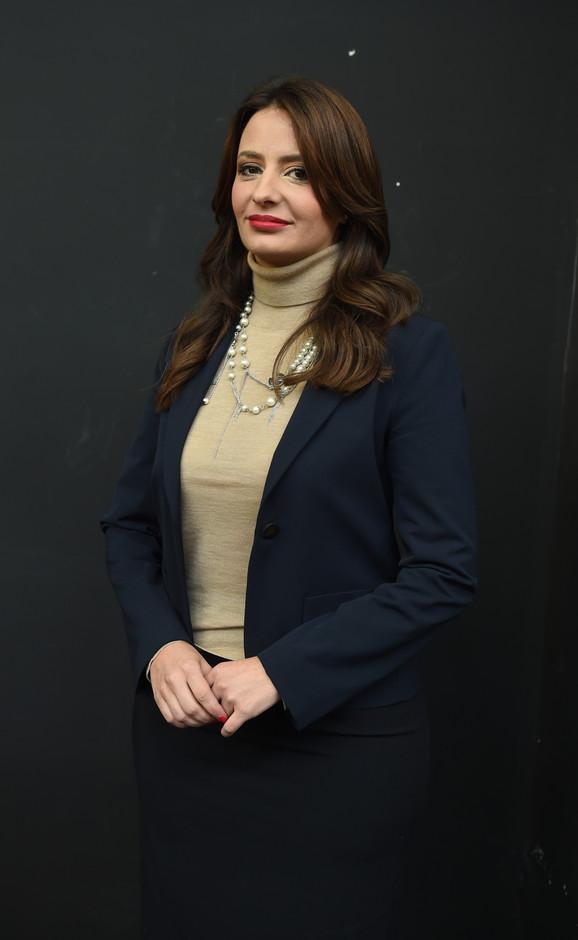 Ministarka pravde Nela Kuburović