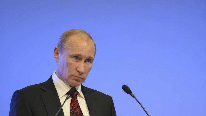 Władimir Putin, fot. Reuters