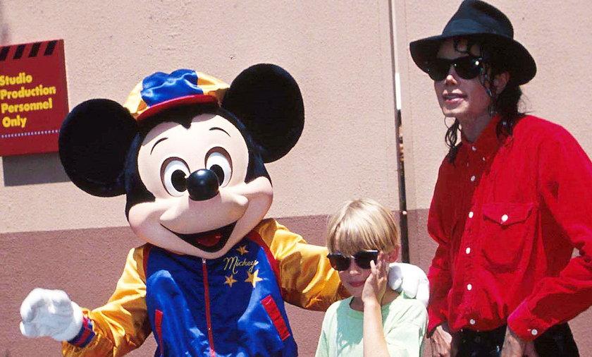 Michael Jackson i Macauley Culkin
