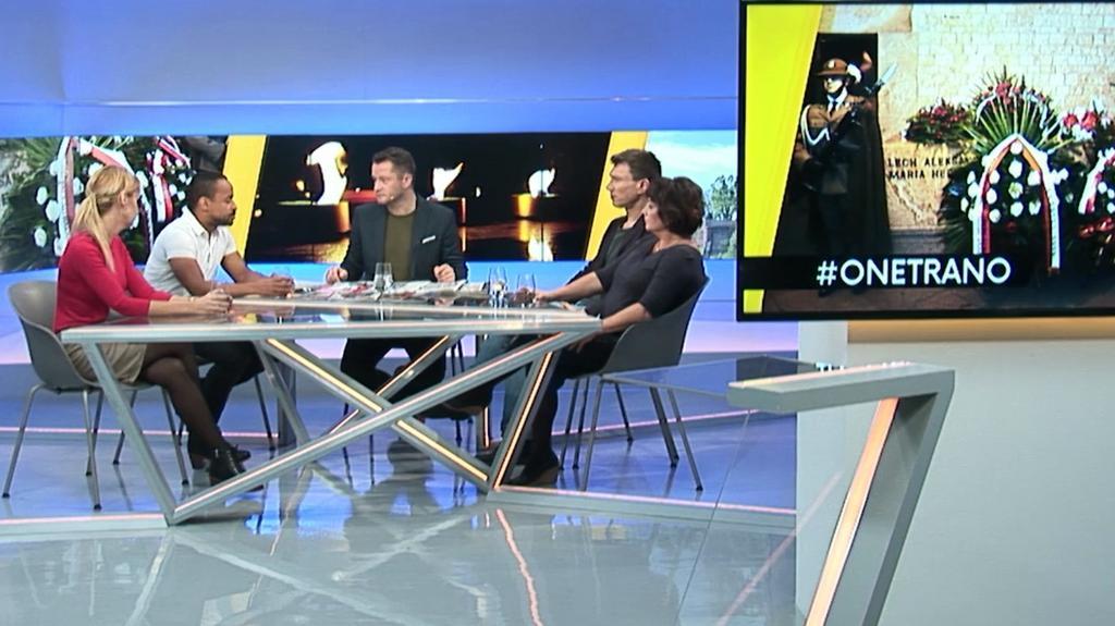 Onet Rano.: Grzegorz Sroczyński, Krystian Legierski, Joanna Miziołek, Zuzanna Dąbrowska