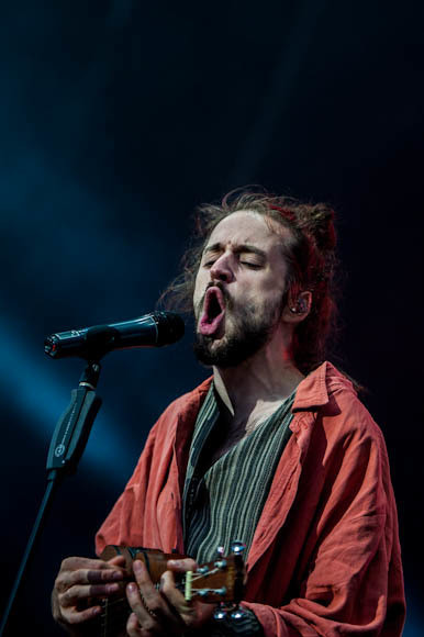 Coke Live Music Festival 2012 - Crystal Fighters (fot. Monika Stolarska / Onet)