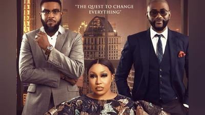 Rita Dominic is a woman on a quest in 'The Therapist' directed by Kayode Kasum [Teaser]