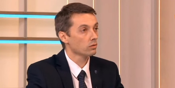 Relja Željski, načelnik uprave za analitiku BIA