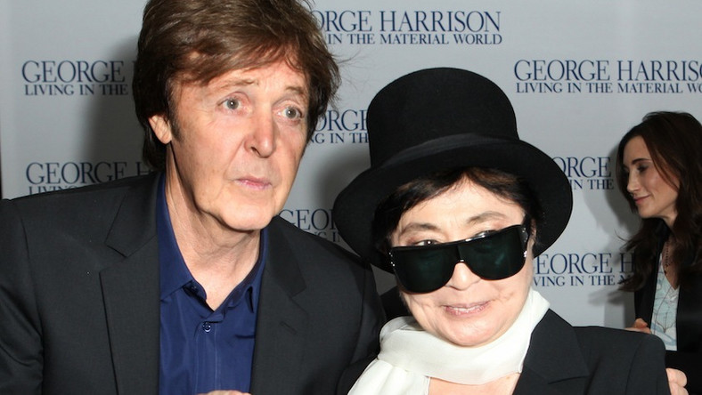Paul McCartney i Yoko Ono