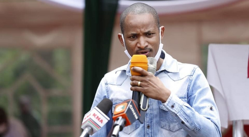 Babu Owino breathes fire after being linked to DP Ruto