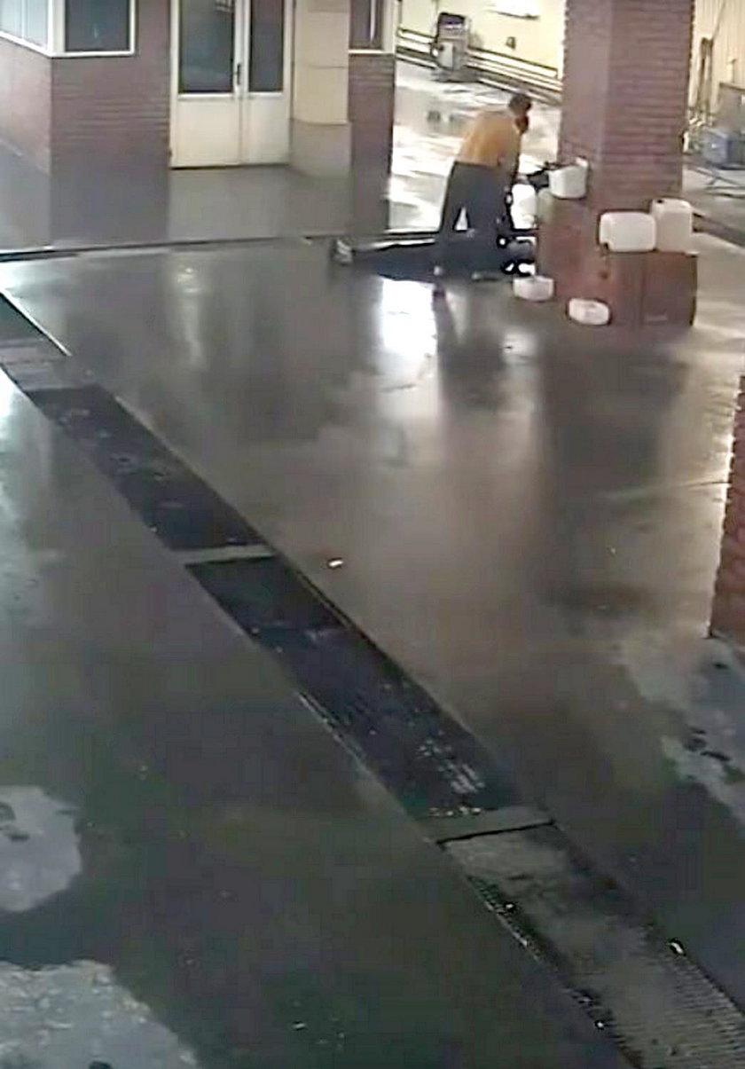 Zabił człowieka, bo nie chciał umyć jego auta