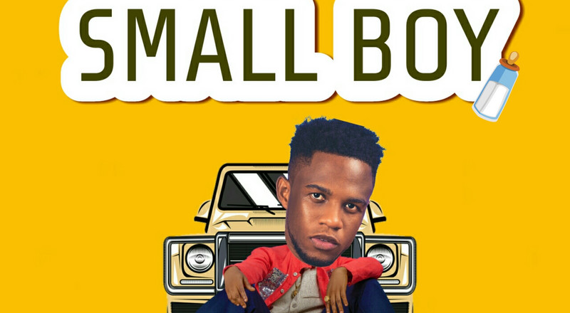 "LISTEN UP! Singer Julius Fakta out with new banger ""Small Boy"""
