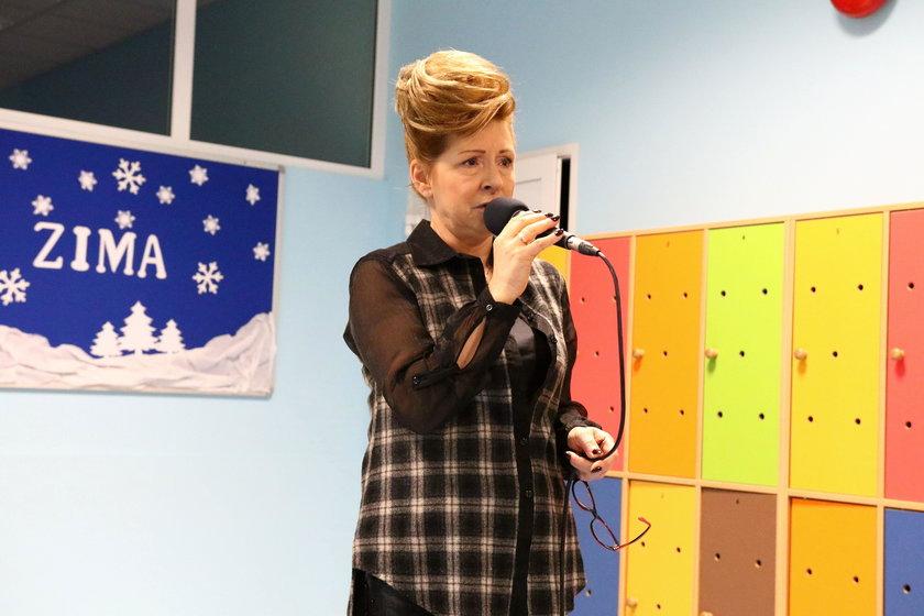 Krystyna Hingst (59 l.), dyrektor szkoły w Kamnicy