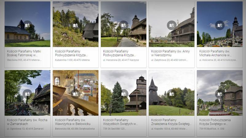 Drewniane kościoły Śląska Cieszyńskiego można zwiedzić wirtualnie