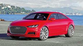 Audi będzie mieć rywala dla Mercedesa CLA