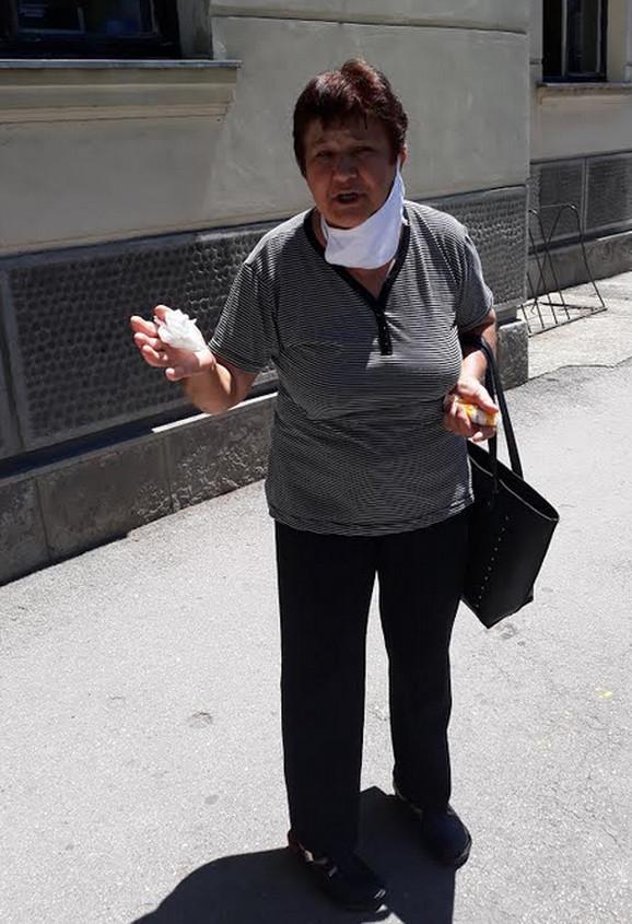 Toplica Kostić sestra ubijenog poljoprivrednika Momčila Simonovića