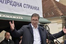 Aleksandar Vučić, Kotraža, Lučani, Izbori