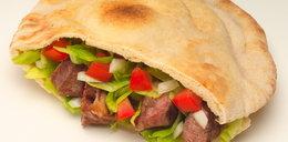 Skandal! Połowa kebabów nie nadaje się do sprzedaży