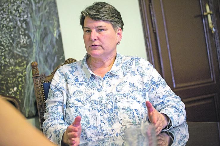 Ivanka Popović rektor Univerziteta u Beogradu