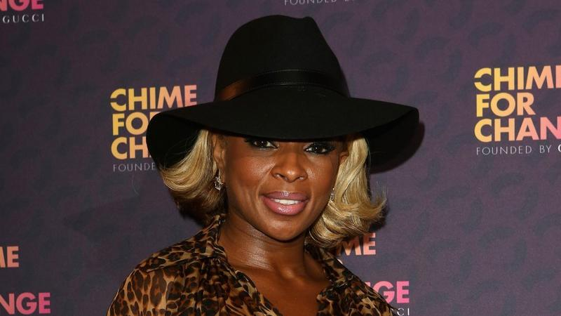 Mary J. Blige (fot. Getty Images)