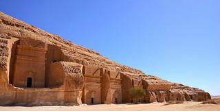 """Starożytny szlak kadzideł odzyska blask. Arabia Saudyjska buduje """"nową' Petrę"""