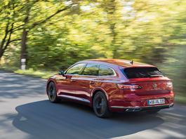 Volkswagen Arteon Shooting Brake – całkiem inny Variant