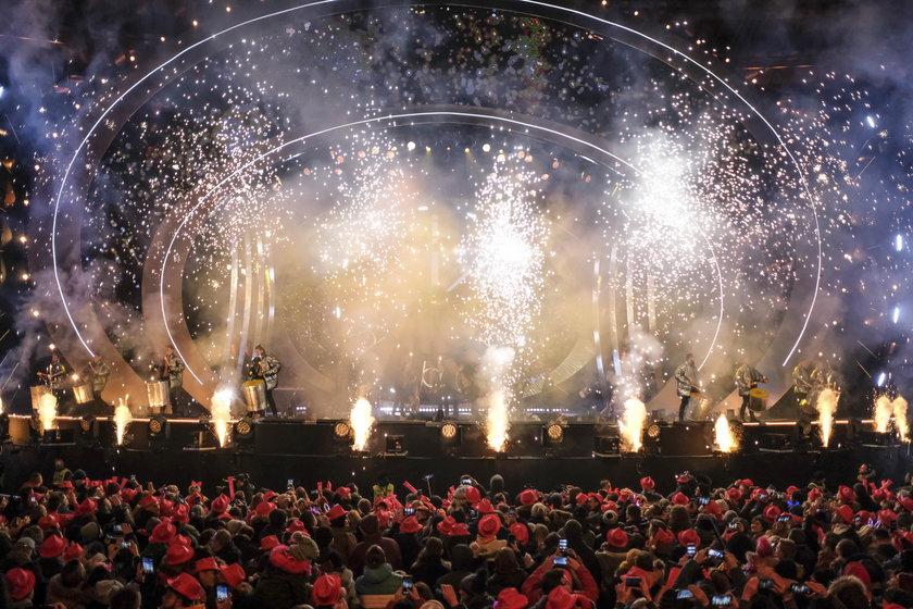 Sylwestrowa Moc Przebojów 2019/2020 na Stadionie Śląskim