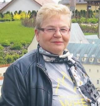 Barbara Komander, przewodnicząca Zarządu Głównego Stowarzyszenia Ławników Polskich.