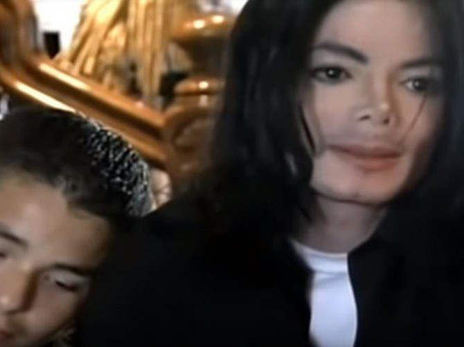 Ovo je scena nakon koje se Majkl Džekson zgadio ljudima