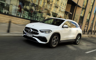Mercedes GLA 200 – Test