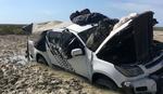 NEVEROVATNA HOROR PRIČA Upali su u živo blato, pa proveli četiri noći na krovu automobila okruženi KRVOLOČNIM KROKODILIMA