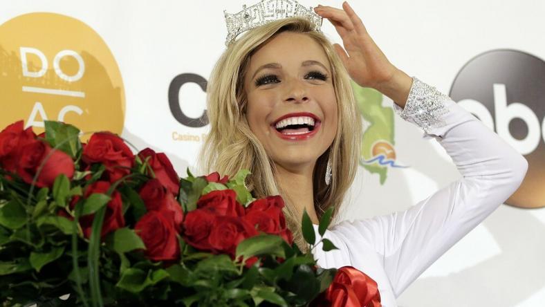 Miss Maeryki 2015 - Kira Kazantsev