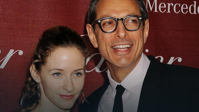 Jeff Goldblum i Emilie Livingston