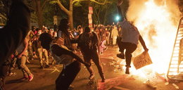 Ameryka płonie! Protesty wymykają się spod kontroli