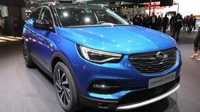 Opel Grandland X - premiera podczas Frankfurt Motor Show 2017