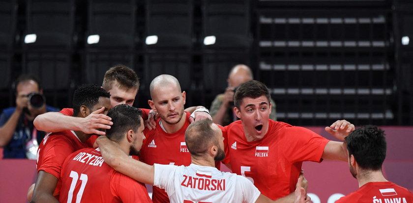 Tokio 2020. Polscy siatkarze pokonali Włochów. Powrót Michała Kubiaka!