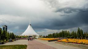 """W Kazachstanie na niebie pojawiło się """"oko Boga"""""""