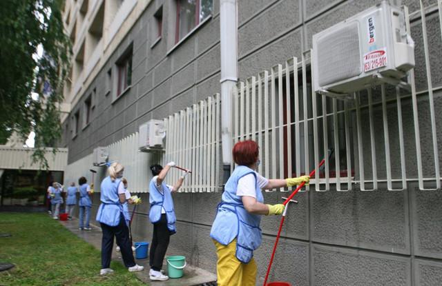 Sređivanje studentskih domova