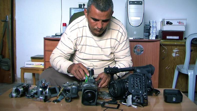 """""""5 rozbitych kamer"""" pokazuje losy mieszkańców Strefy Gazy"""